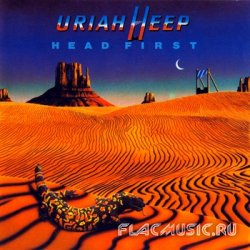 Uriah Heep - Head First (1983) [Non-Remastered]