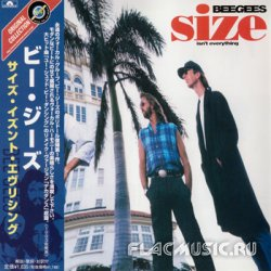 Bee Gees - Size Isn't Everything (1993) [Japan]