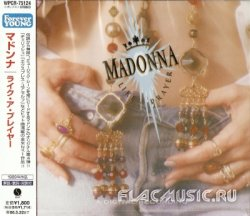 Madonna - Like A Prayer (1989) [Japanese Edition 2005]