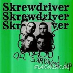 Skrewdriver - All Screwed Up (1977)