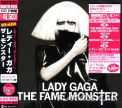 Lady Gaga - The Fame Monster [Japanese Deluxe Edition] (2009)