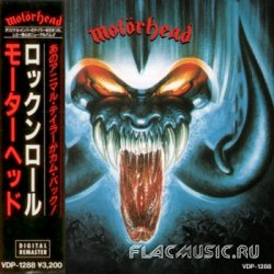 Motorhead - Rock 'n' Roll (1987) [Japan]