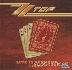 ZZ Top - Live In Germany 1980 (2011)