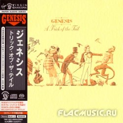 Genesis - A Trick Of The Tail (1976) [Japan]
