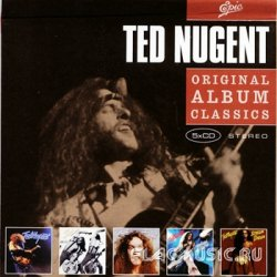 Ted Nugent - Original Album Classics [5CD] (2008)