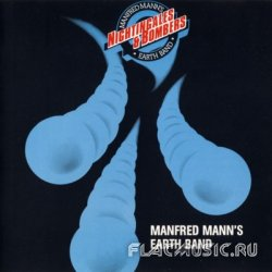 Manfred Mann's Earth Band - Nightingales And Bombers (1975) [Not Remastered]