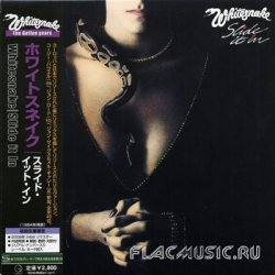 Whitesnake - Slide It In (1984) [Japan]