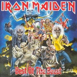 Iron Maiden - Best Of The Beast [2CD] (1996)
