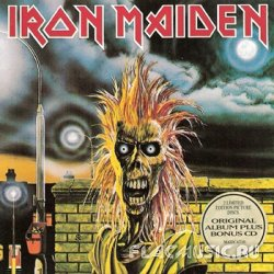 Iron Maiden - Iron Maiden (1980) [2CD Limited Edition, 1995]