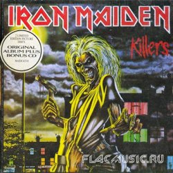 Iron Maiden - Killers (1981) [2CD Limited Edition, 1995]