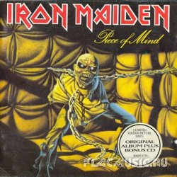 Iron Maiden - Piece Of Mind (1983) [2CD Limited Edition, 1995]