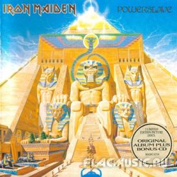 Iron Maiden - Powerslave (1984) [2CD Limited Edition, 1995]