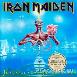 Iron Maiden - Seventh Son Of A Seventh Son (1988) [2CD Limited Edition, 1995]