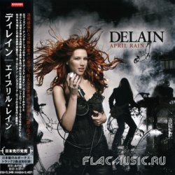 Delain - April Rain (2009) [Japanese Edition]