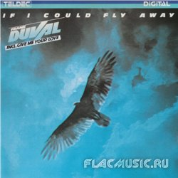 Frank Duval - If I Could Fly Away (Japan)  (1983)