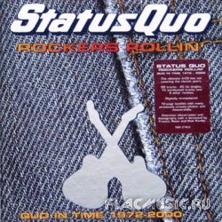 Status Quo - Rockers Rollin':  Quo In Time 1972-2000 [4CD] (2001)