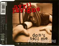 Avril Lavigne - Don't Tell Me [Single] (2004)