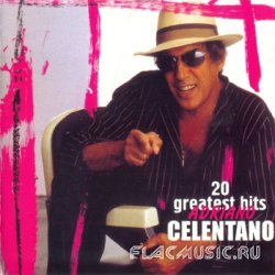 Adriano Celentano - 20 Greatest Hits [Unofficial Compilation] (2005)