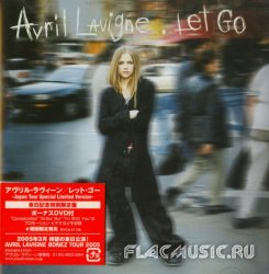 Avril Lavigne - Let Go (2002) [Japan]