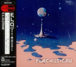 Electric Light Orchestra - Time (1981) [Japan]