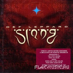 Def Leppard - S.L.A.N.G.: Limited Edition [2CD] (1996)