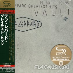 Def Leppard - Greatest Hits: Vault 1980-1995 (1995) [Japan SHM-CD+Bonus CD]