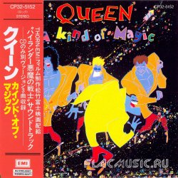 Queen - A Kind Of Magic (1986) [Japan]