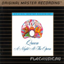 Queen - A Night At The Opera (1975) [MFSL]