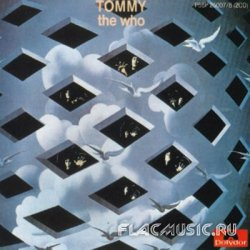 The Who - Tommy (1969) [Japan 1st press, 1986]