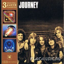 Journey - 3 Original Album Classics [3CD Box-Set] (2010)