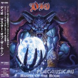 Dio - Master Of The Moon (2004) [Japan]