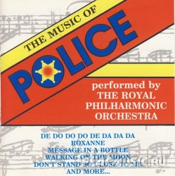 The Royal Philharmonic Orchestra - The Music Of Police (1996)