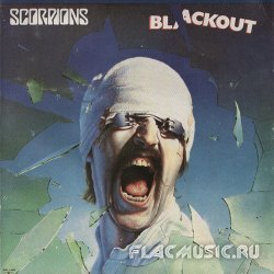 Scorpions - Blackout (1982) [Released 1984]
