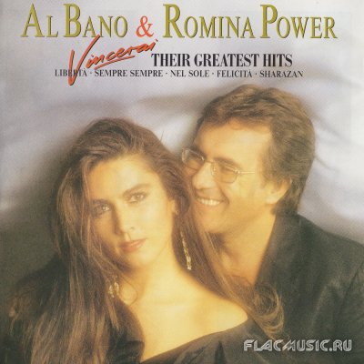 Al bano romina power vincerai their greatest hits for Al bano romina power