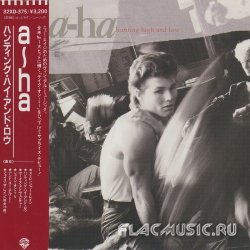 A-HA - Hunting High And Low (1985) [Japan 1st Press]