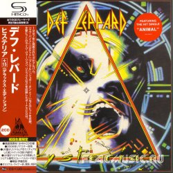 Def Leppard - Hysteria: Deluxe Edition [2CD] (2009) [Japan SHM-CD]