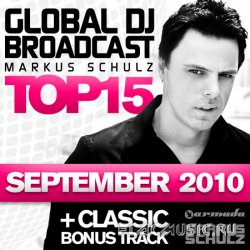 Markus Schulz - Global DJ Broadcast Top 15: September 2010 (2010) (WEB)