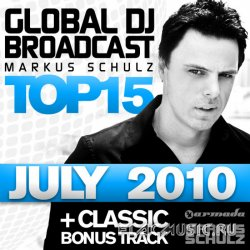 Markus Schulz - Global DJ Broadcast Top 15: July 2010 (2010) (WEB)