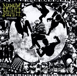 Napalm Death - Utilitarian [Ltd. Edition] (2012)