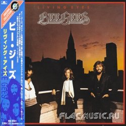 Bee Gees - Living Eyes (1981) [Japan Re-issue 2005]