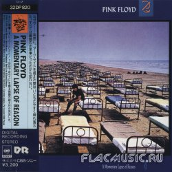 Pink Floyd - A Momentary Lapse Of Reason (1987) [Japan]