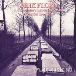 Pink Floyd - A Momentary Lapse Of Reason: Official Tour CD (1988)