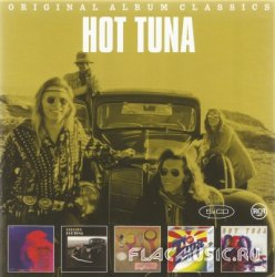 Hot Tuna - Original Album Classics [5CD] (2011)