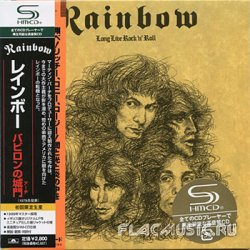 Rainbow - Long Live Rock 'N' Roll (1978) [Japan, SHM-CD]