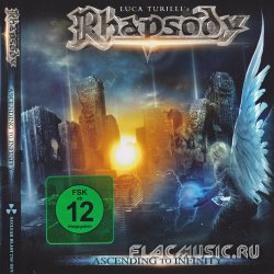 Luca Turilli's Rhapsody - Ascending To Infinity (2012) [Ltd. Edition]