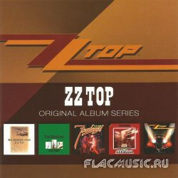 ZZ Top - Original Album Series [5CD] (2011)
