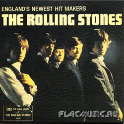 The Rolling Stones - England's Newest Hit Makers [Japan] (1964) [SHM-CD, Edition 2008]