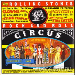 The Rolling Stones - Rock And Roll Circus [Japan] (1968) [SHM-CD, Edition 2008]