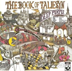 Deep Purple - The Book Of Taliesyn (1968) [Non-Remastered]