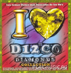 VA - I Love Disco Diamonds Collection Vol.48 (2008)